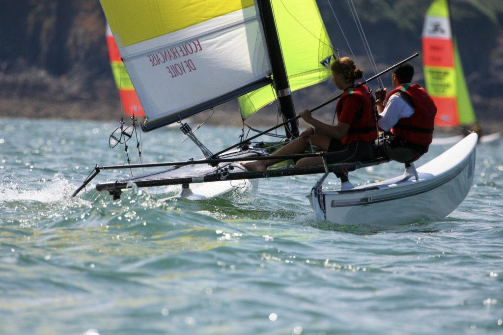 Activités nautiques en Morbihan