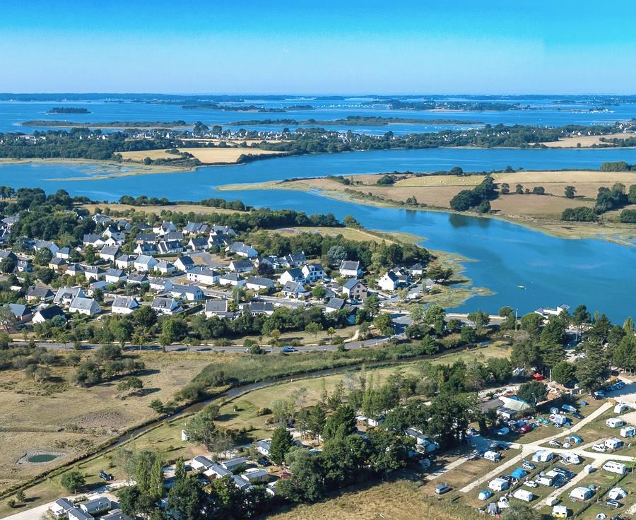 Descubra el Camping du Moulin de Cantizac, en el corazón del Golfo de Morbihan