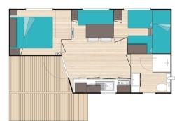 Location 2 bedrooms